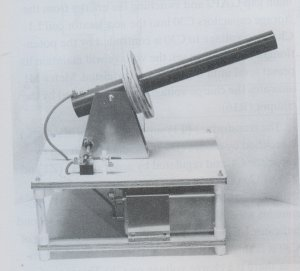 Magnetic High-impact cannon
