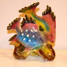 Vintage Luster Fish Pair Figurines