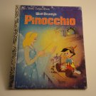 "Little Golden Book ""Walt Disney's Pinocchio""; Golden Press"