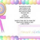 Candy Sweet Sixteen