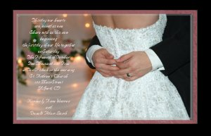 This Day Wedding Invitations