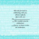 United in Love rsvp