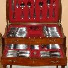 Wirths Rostfrei cutlery set