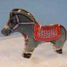 VTG Abraham Palatnik Lucite Acrylic DONKEY PONY HORSE Sculpture Figurine PAL 266