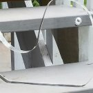 RARE LARGE MCM VTG Guzzini Guyon Lucite Acrylic WHALE Sculpture Figurine 2158