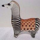 Vintage Abraham Palatnik Kinetic Lucite Acrylic Llama Sculpture Figurine PAL 839
