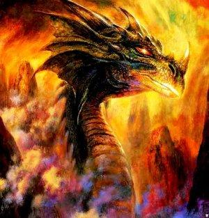 Dragon's Breath Magick Amulet Spell Stones~Haunted ring