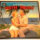 South Pacific - the original soundtrack - Framed Vintage Record Album  0007
