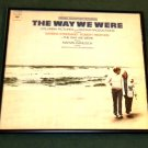 Framed Vintage Record Album  - The Way We Were - original soundtrack  0009