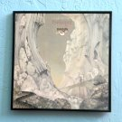 Framed Record Album Cover - Relayer - Yes  0013