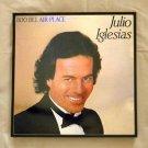 Framed Record Album Cover  - 1100 Bel Air Place  -  Julio Iglesias  0054