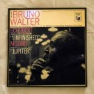 Framed Record Album Cover - Schubert Symphony No. 8   Bruno Walter  0064