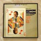 Framed Record Album Cover  -  Mancini Plays Mancini  -   Henry Mancini  0070