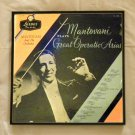 Framed Record Album Cover - Mantovani Plays Great Operatic Arias  0076