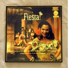 Framed Record Album Cover - Fiesta - The Hollywood Bowl Symphony Orchestra with Carmen Dragon  0087