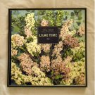 Framed Vintage Record Album Cover - Franz Schubert's Lilac Time  0089