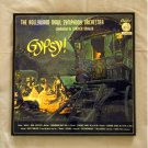 Framed Record Album Cover - Gypsy - The Hollywood Bowl Symphony Orchestra with Carmen Dragon  0090