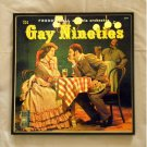 The Gay Nineties - Freddy Hall  and his Orchestra - Framed Vintage Record Album Cover - 0093