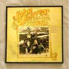 Back Home Again - John Denver - Framed Vintage Record Album Cover - 0094