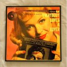 Everybody Loves A Lover - Eric Delaney and his Orchestra - Framed Vintage Record Album Cover - 0095
