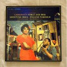 Gershwin's Porgy and Bess - Leontyne Price and William Warfield - Framed Record Album Cover – 0097