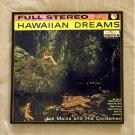 Hawaiian Dreams - Joe Maize and his Cordsmen - Framed Vintage Record Album Cover – 0100