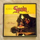 The Soul of Spain Volume II - Framed Vintage Record Album Cover – 0107