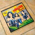 Kings - Amazon Beach - Framed Vintage Record Album Cover