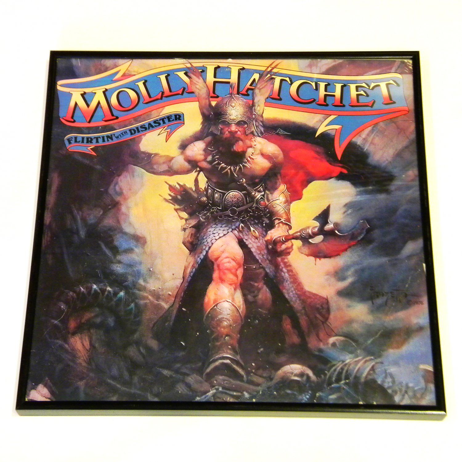 flirting with disaster molly hatchet bass covers for sale california