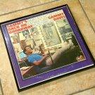Sammy Davis, Jr. - Sammy's Back on Broadway - Framed Vintage Record Album Cover – 0127
