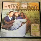 The Mamas & the Papas - Framed Vintage Record Album Cover – 0142