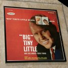 """Big"" Tiny's Little Black Book - Framed Vintage Record Album Cover – 0153"