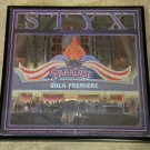 Paradise Theater - Styx - Framed Vintage Record Album Cover – 0185