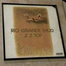 Rio Grande Mud -ZZ Top - Framed Vintage Record Album Cover – 0191