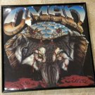 The Curse - Omen - Framed Vintage Record Album Cover – 0204