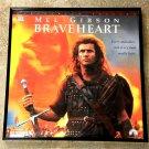 Braveheart - Mel Gibson - Framed Vintage Laser Disc Cover