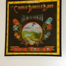 The Charlie Daniels Band - Fire On The Mountain - Framed Vintage Record Album Cover – 0232