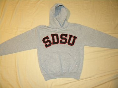 San Diego State University  S - New Russell Athletic Sweatshirt With Hood