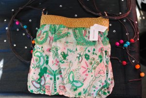 Cloth handbag