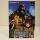 PS2 Mobile Suit Gundam Senki Lost War Chronicles Ltd Box JPN VER Used Excellent