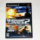PS2 Game Naval Ops Warship Gunner 2 JPN Ver Used Nice Condition