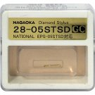 Nagaoka Diamond Stylus GC28-05STSD for National Panasonic EPS-05STSD