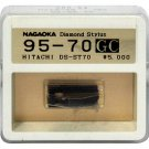 Nagaoka Diamond Stylus GC95-70 for Hitachi DS-ST70