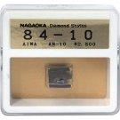 Nagaoka Diamond Stylus G84-10 for Aiwa AN-10