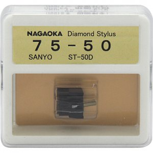 Nagaoka Diamond Stylus G75-50 for Sanyo ST-50D
