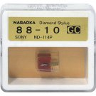 Nagaoka Diamond Stylus GC88-10 for Sony ND-114P