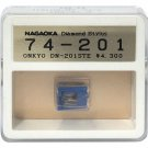 Nagaoka Diamond Stylus G74-201 for Onkyo DN-201STE
