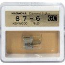 Nagaoka Diamond Stylus GC87-6 for Kenwood N-23
