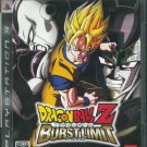PS3 Dragon Ball Z Burst Limit JPN Ver Used Nice Condition
