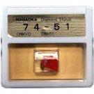 Nagaoka Diamond Stylus G74-51 for Onkyo DN-51 & CP-490F & CP-790F